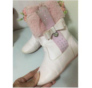Bota cor de rosa - 25 - Marisol