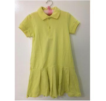 Vestido Amarelo - 5 anos - Lilica Ripilica