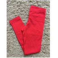 Calça vermelha - 5 anos - Marisol