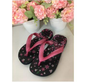Chinelo flores - 25 - Havaianas