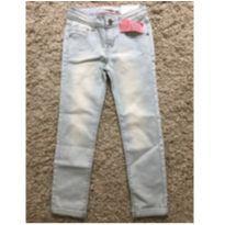 Calça Jeans clara - 18 meses - Lilica Ripilica