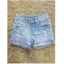Shorts jeans - 24 a 36 meses - Puramania
