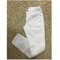 Calça branca - 7 anos - Lilica Ripilica