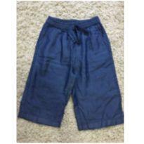 Calça Pantacourt Jeans - 5 anos - Marisol