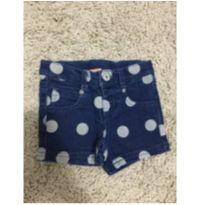 Shorts bolas - 12 a 18 meses - Marisol