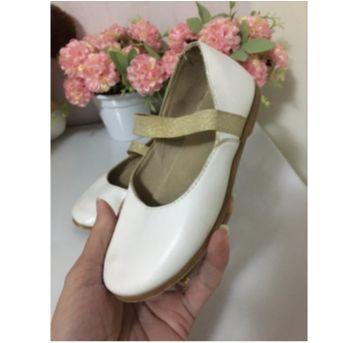 Sapato branco - 23 - Zara Baby