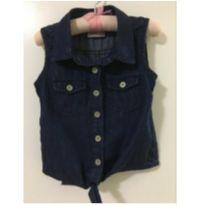 Blusinha em jeans - 3 anos - Marisol
