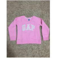 Moleton rosa - 4 anos - GAP