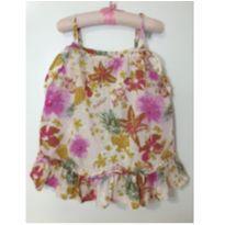 Bata floral - 8 anos - Lilica Ripilica