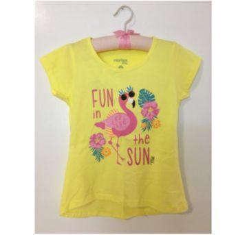 Blusa Flamingo - 5 anos - Marisol