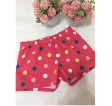 Shorts bolinhas - 7 anos - Marisol