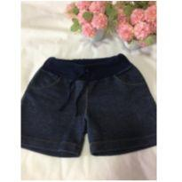 Shorts macio - 7 anos - Não informada