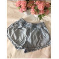 Shorts jeans - 4 anos - Não informada