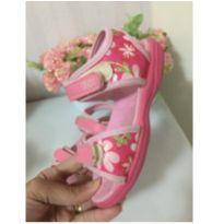 Sandália rosa - 24 - Klin