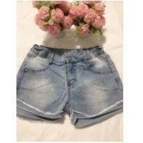 Shorts jeans - 10 anos - Malwee