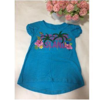Blusa tropical - 3 anos - Marisol