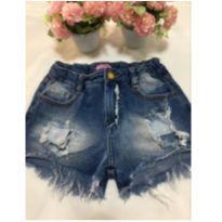 Shorts jeans Destroit - 10 anos - marisa