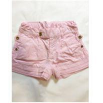 Shorts rosinha - 3 anos - Lilica Ripilica
