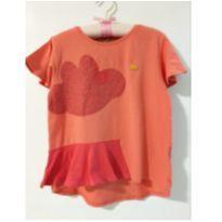 Blusa laranja - 6 anos - Lilica Ripilica