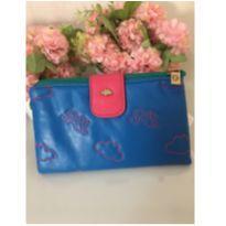 Carteira azul -  - Lilica Ripilica