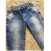Calça jeans - 9 anos - marmelada
