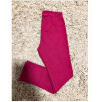 Calça pink - 4 anos - Não informada