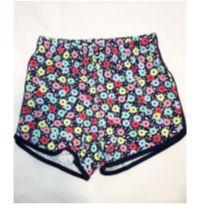 Shorts florzinhas - 6 anos - Marisol