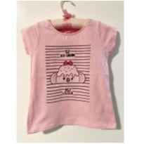 Blusa rosa - 2 anos - Lilica Ripilica