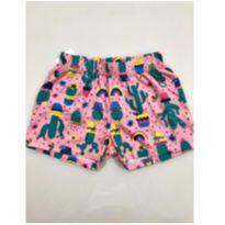 Shorts captus - 6 anos - Marisol