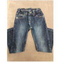Calça jeans escura - 4 anos - Lilica Ripilica