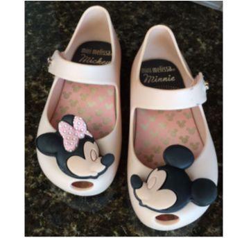 Mini Melissa Minnie e Mickey - 25 - Melissa