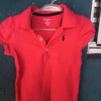 Camisa Polo Ralph Lauren - 18 a 24 meses - Ralph Lauren