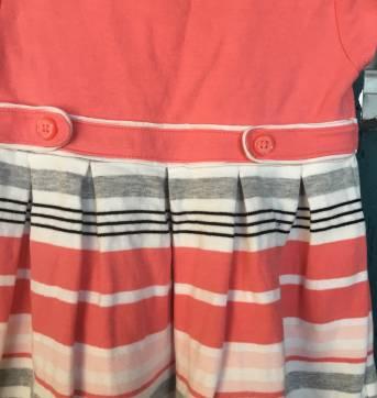 Vestido Listrado importado - 3 anos - Gymboree