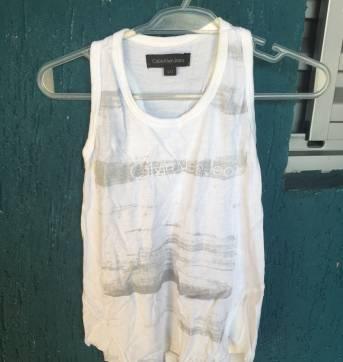 Mini Vest Calvin Klein Jeans - 2 anos - Calvin Klein