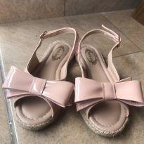 Sandália Laço estilosa - 26 - Outras