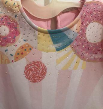 Vestido Doces Mon Sucré - 4 anos - Mon Sucré