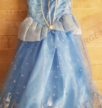 Fantasia Vestido Cinderela Disney (original) - Sem faixa etaria - Disney