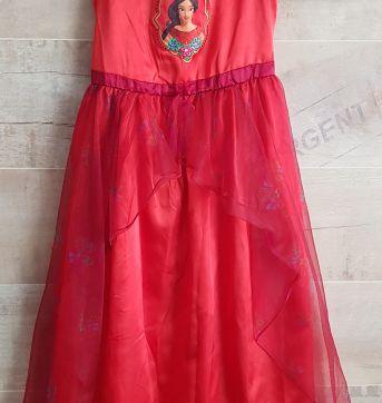 Fantasia Vestido Elena de Avalor versão simples Disney (original) - Sem faixa etaria - Disney