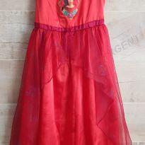Fantasia Vestido Elena de Avalor versão simples Disney (original) -  - Disney