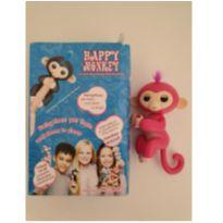 Agarradinho Interativo Happy Monkey - Pink com Pink -  - Happy Monkey