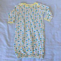 Body Saco de Dormir P - Recém Nascido - Não informada