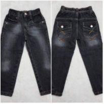 Calça jeans Black Pool kids - 4 anos - Pool Kids