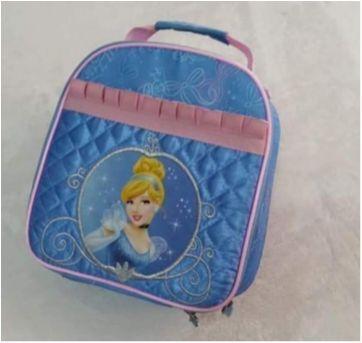 Bolsa lancheira Térmica Disney Cinderela - Sem faixa etaria - Disney
