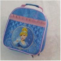 Bolsa lancheira Térmica Disney Cinderela -  - Disney