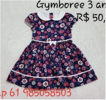 Vestido gymboree - 3 anos - Gymboree