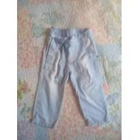 Calça jeans clara - 9 a 12 meses - Hering Baby