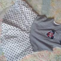 Vestido Tommy - 12 a 18 meses - Tommy Hilfiger