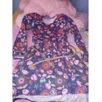 Vestido florido - 6 anos - Yeaqp