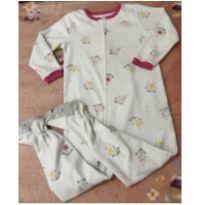 Pijama de macaquinhos Carter's - 4 anos - Carter`s