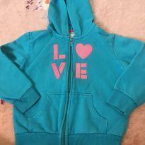 Conjunto Hering Love Calça florida - 4 anos - Hering Kids